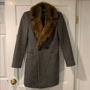 Perfect condition wool coat